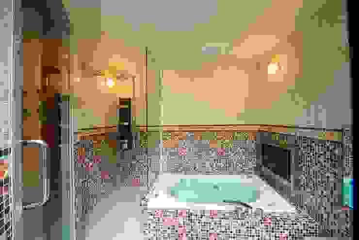 作品 モダンスタイルの お風呂 の 建築研究室セクションアール北陸アトリエ モダン