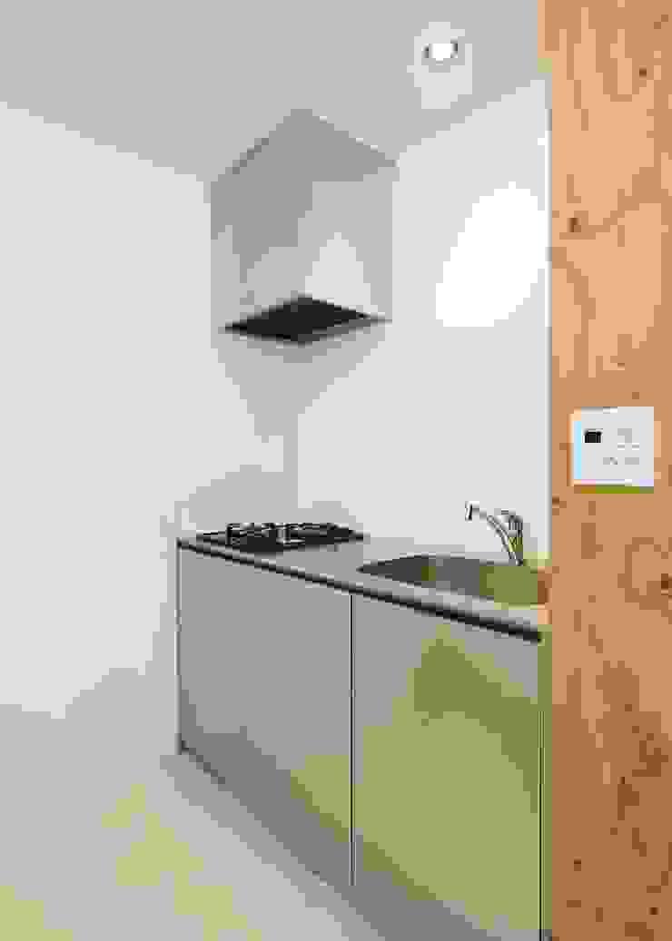 賃貸キッチン オリジナルデザインの キッチン の Unico design一級建築士事務所 オリジナル