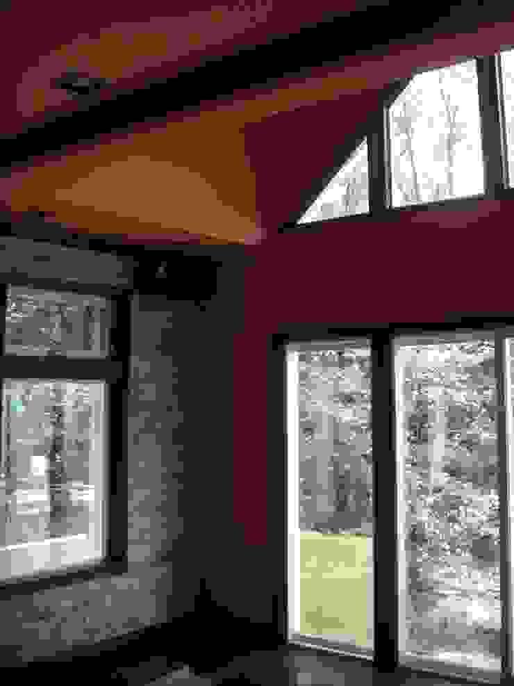 施行事例3 モダンな 窓&ドア の ㈱K2一級建築士事務所 モダン