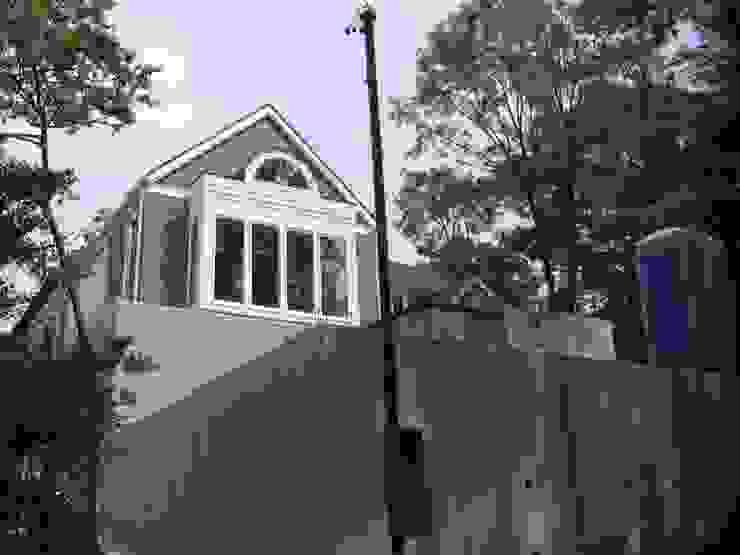 施行事例3 モダンな 家 の ㈱K2一級建築士事務所 モダン