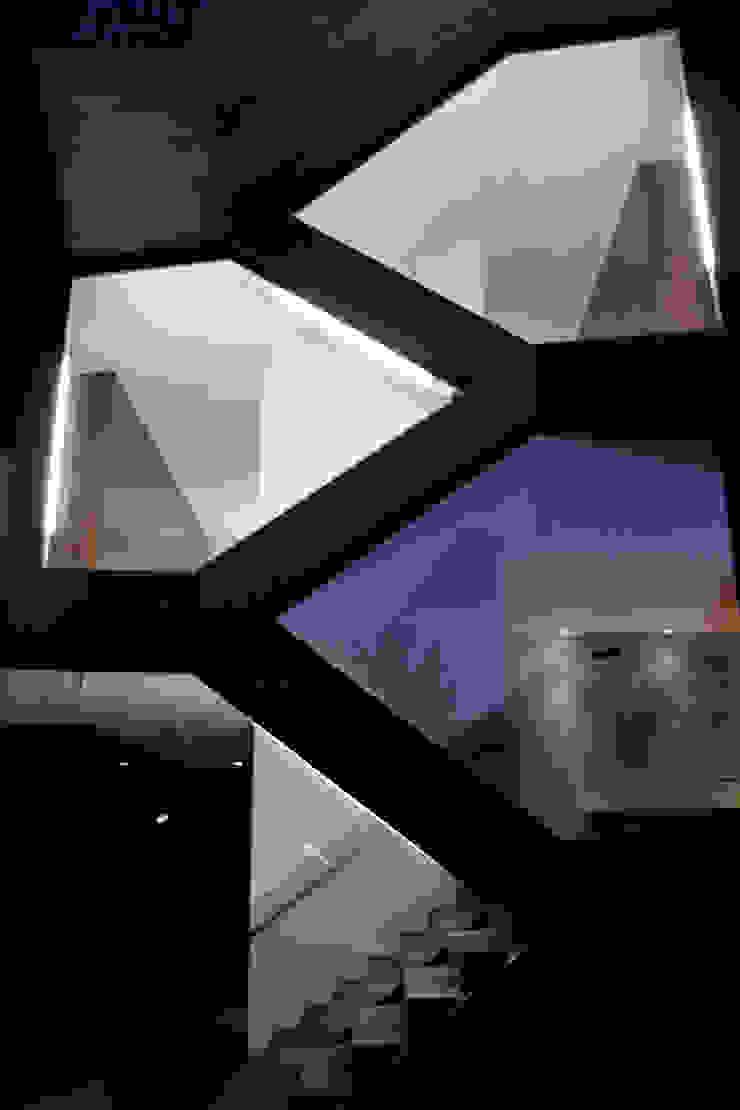 Villa van Lipzig Moderne ramen & deuren van Loxodrome design&innovation Modern