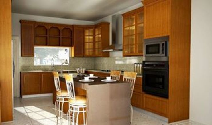 JS ARQUITECTURA KitchenBench tops