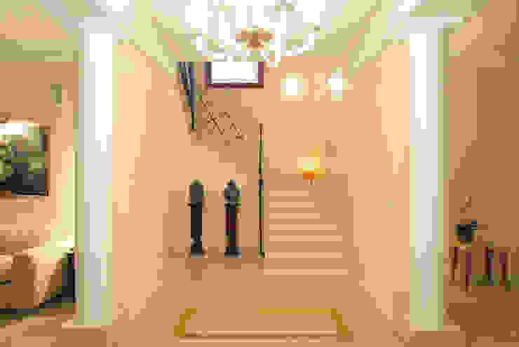 Klassische Wohnzimmer von bilune studio Klassisch