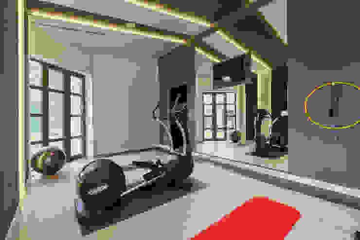 YOUSUPOVA Modern gym