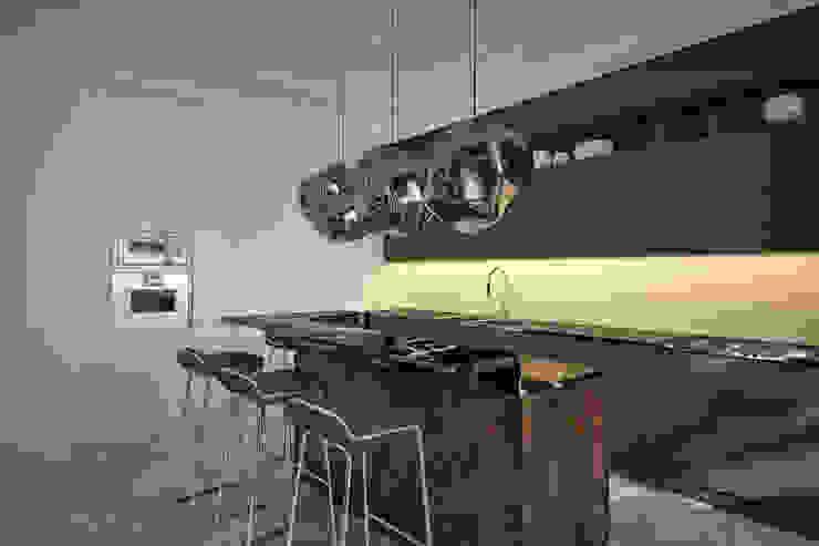 Emancipation Кухня в стиле модерн от U-Style design studio Модерн