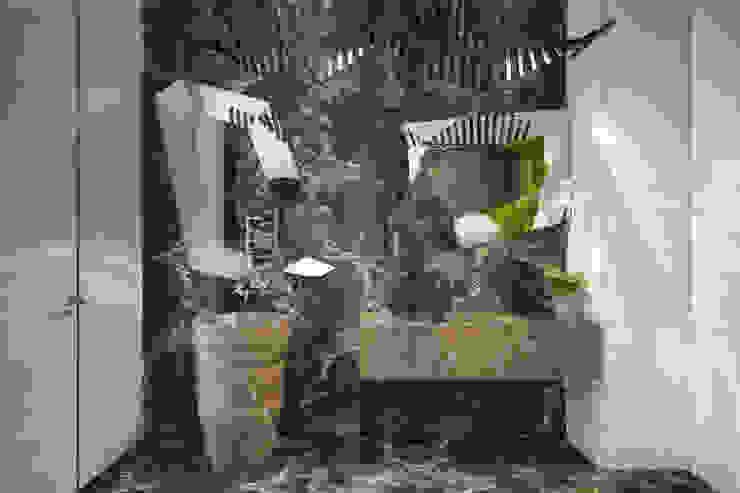 Emancipation Ванная комната в стиле модерн от U-Style design studio Модерн