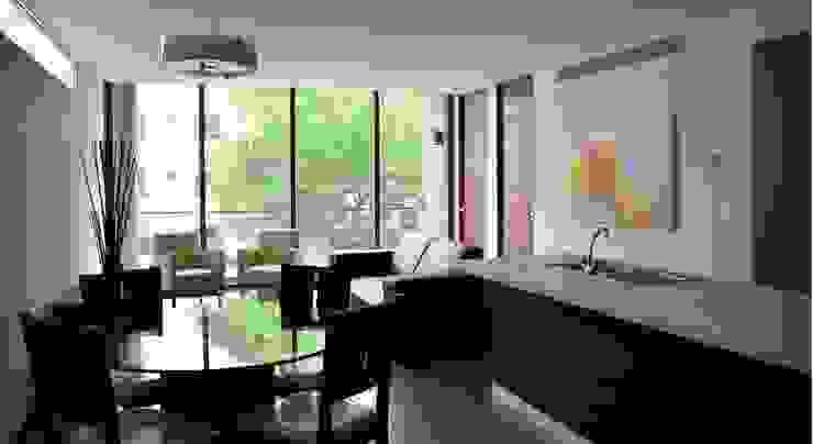 TREVINO CHABRAND Taller de Arquitectura Salones modernos de TREVINO.CHABRAND | Architectural Studio Moderno