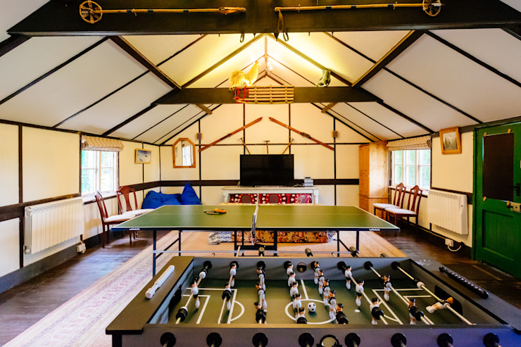 The Downes, Instow | North Devon Garajes y galpones de estilo rural de Perfect Stays Rural