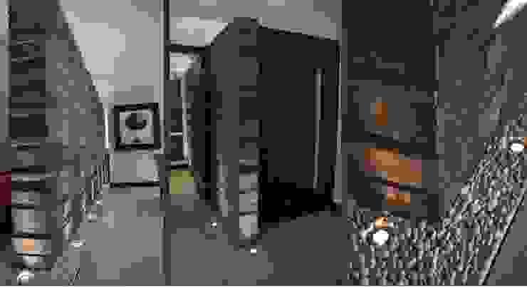 TREVINO CHABRAND Taller de Arquitectura Pasillos, vestíbulos y escaleras modernos de TREVINO.CHABRAND | Architectural Studio Moderno