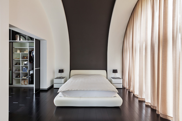 YOUSUPOVA Modern style bedroom
