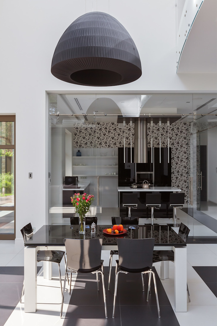 YOUSUPOVA Modern dining room