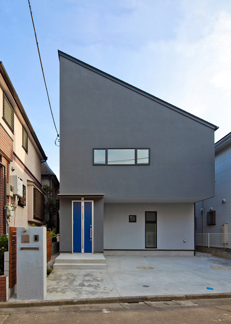Eclectic style houses by Unico design一級建築士事務所 Eclectic