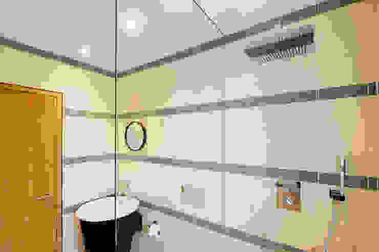 Gwel an Treth Perfect Stays 現代浴室設計點子、靈感&圖片