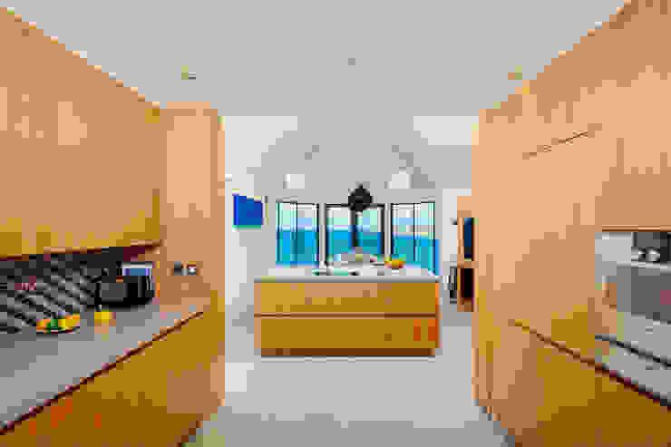 Gwel an Treth Perfect Stays Cocinas de estilo moderno