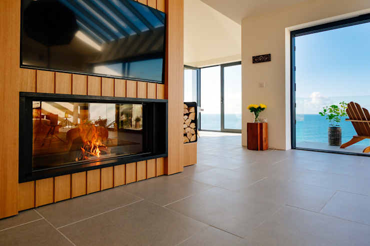 Gwel an Treth, Sennen Cove | Cornwall Perfect Stays Living roomFireplaces & accessories