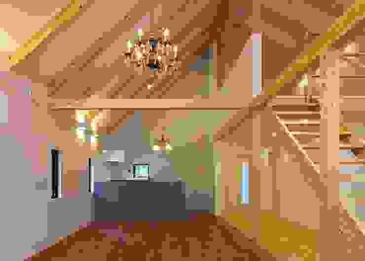 ダイニング・キッチン オリジナルデザインの ダイニング の Unico design一級建築士事務所 オリジナル