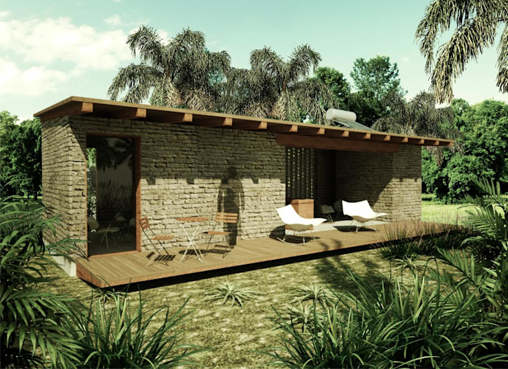 GET ARQUITECTURA Country style house