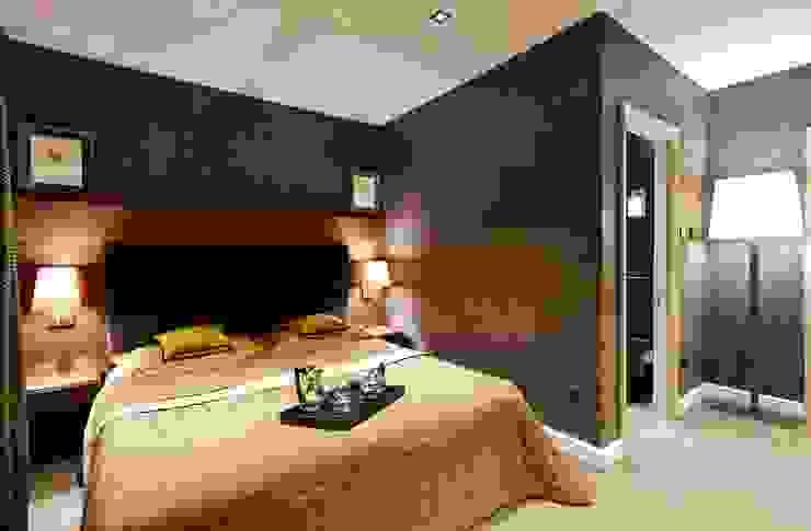 KT-56 Point West Спальня в стиле модерн от Keir Townsend Модерн