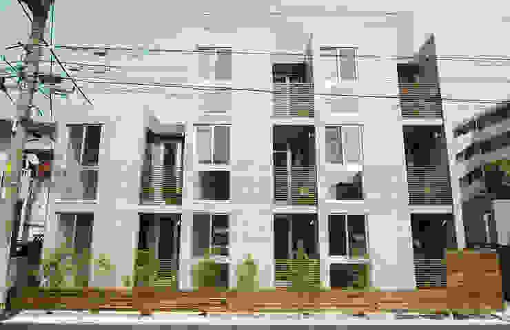 外観 オリジナルな 家 の Unico design一級建築士事務所 オリジナル