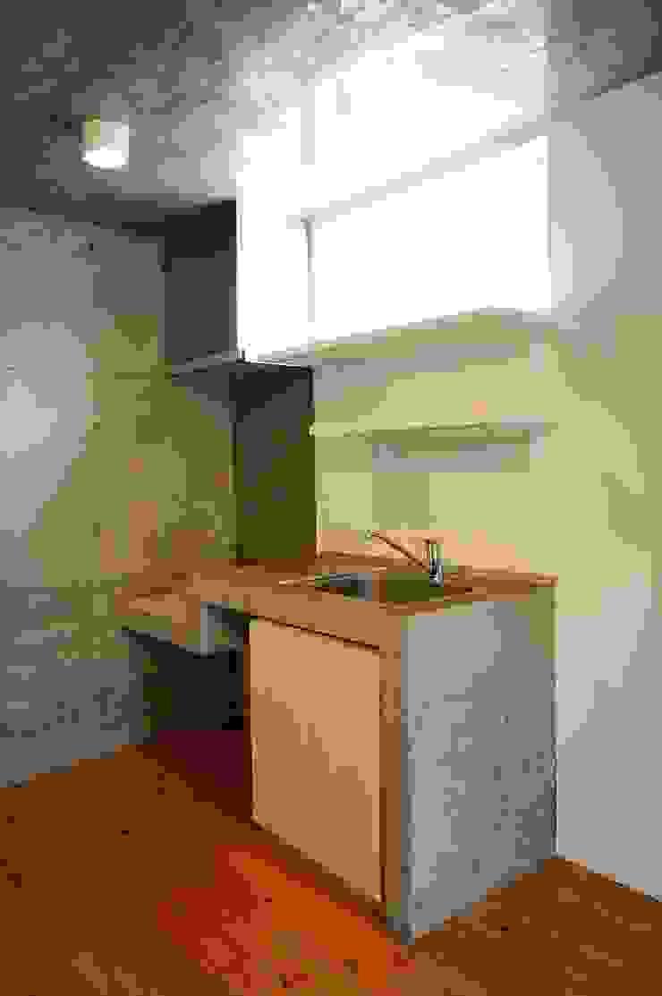 フラットAタイプ キッチン オリジナルデザインの キッチン の Unico design一級建築士事務所 オリジナル