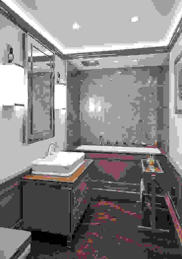 KT-41 Queens Gate Ванная комната в стиле модерн от Keir Townsend Модерн