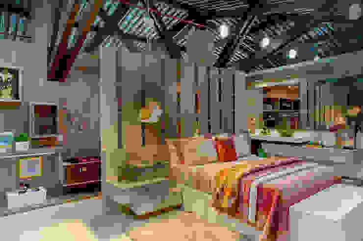 Espacios comerciales de estilo  por Bruno Sgrillo Arquitetura,