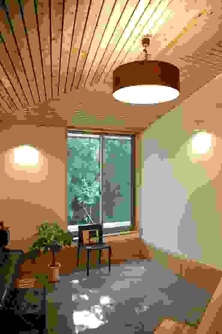 奏でるsumai モダンデザインの 書斎 の 一級建築士事務所アトリエ樫 モダン