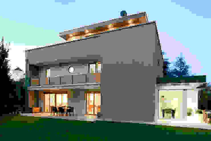 Modern houses by marc meder architekt Modern