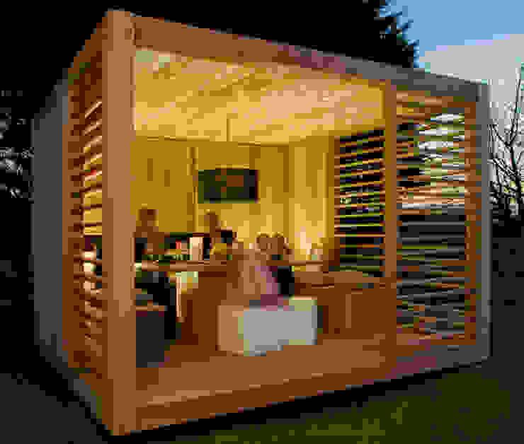 Ecocube de ecospace españa Moderno