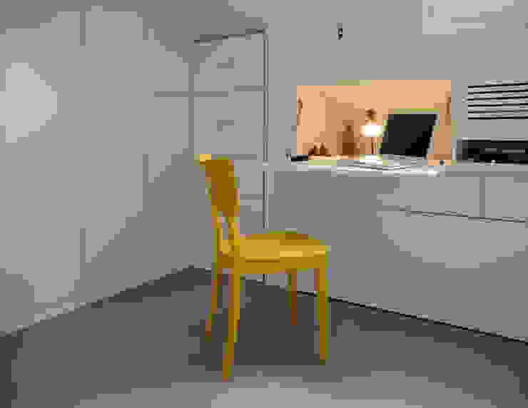 Loft Parco Nomentano – Roma in&outsidesign Studio moderno