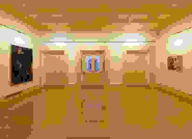 Museu de Arte Contemporânea Graça Morais Museus modernos por get a light Moderno