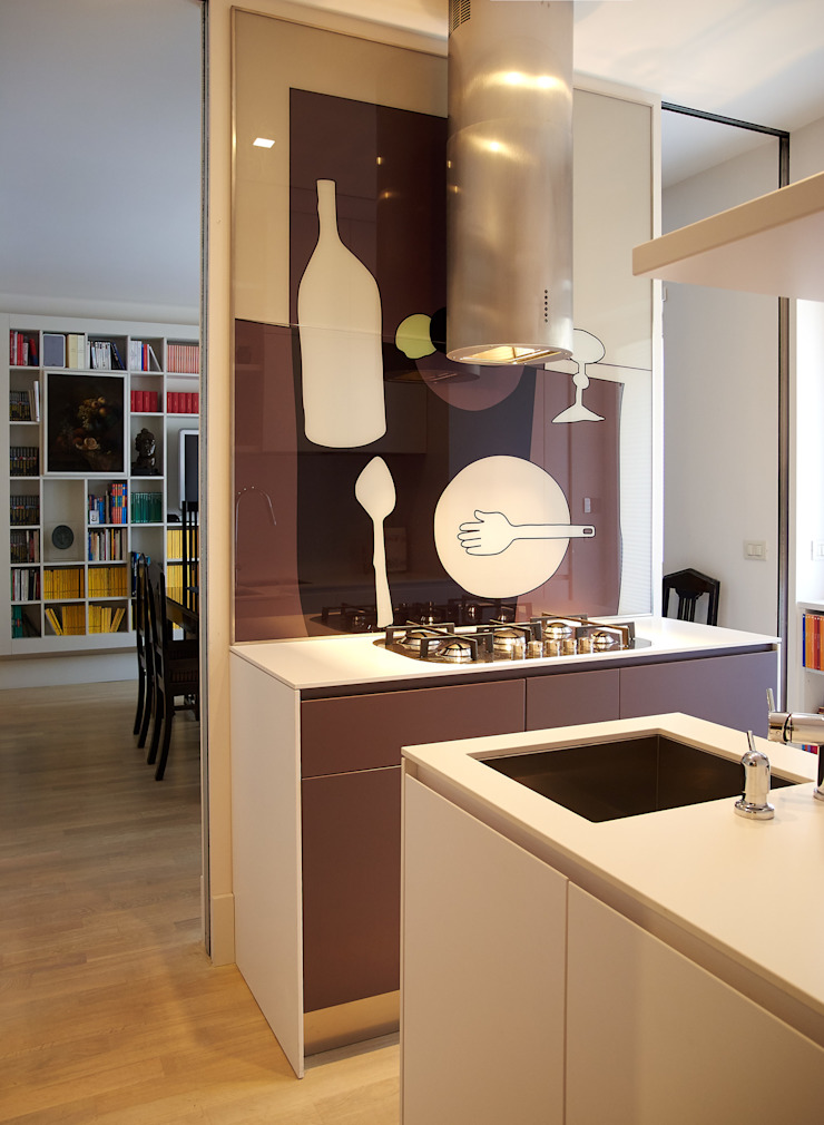 in&outsidesign Modern Kitchen