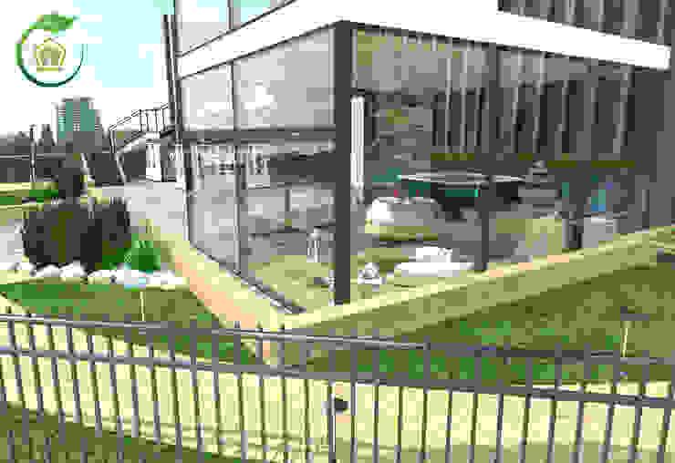 3d Casa Design Konservatori Modern