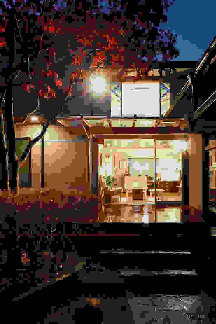 南夕景 オリジナルな 家 の 竹内建築設計事務所 オリジナル