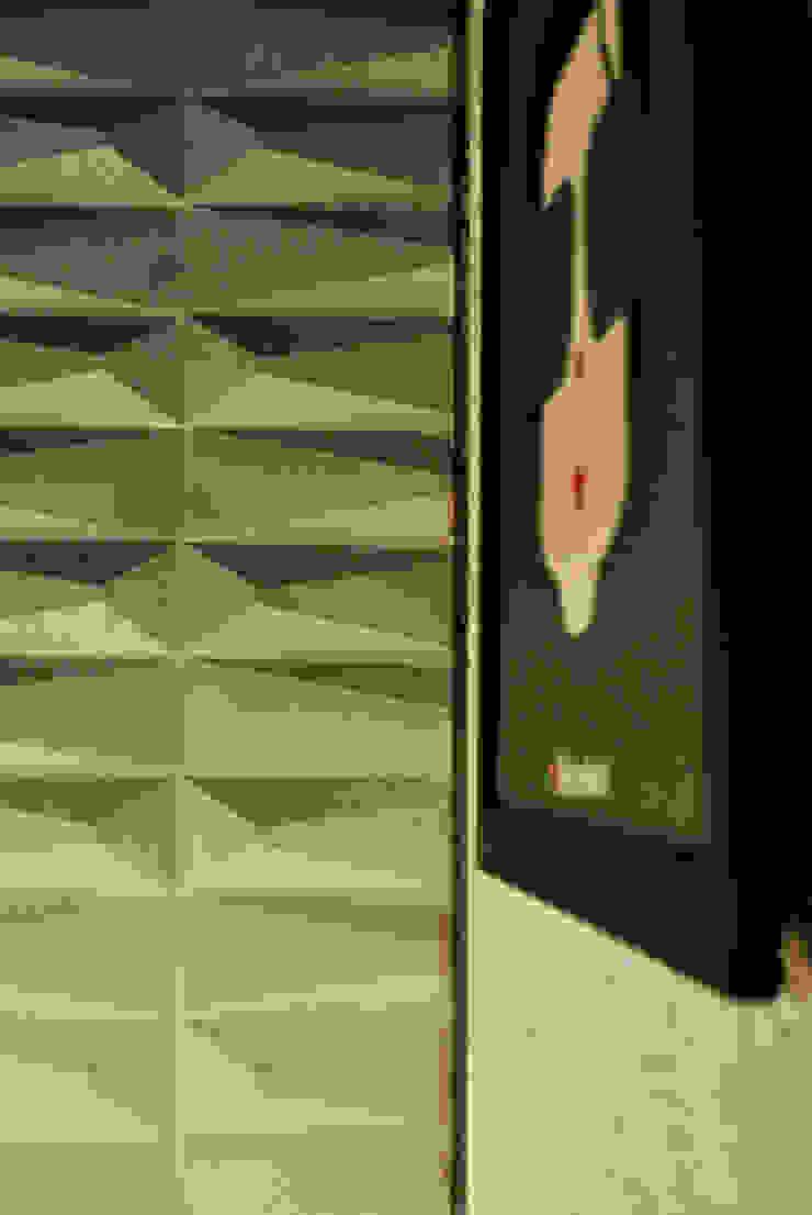 BORA | Casa BS Paredes e pisos minimalistas por BORA Arquitetos Associados Minimalista
