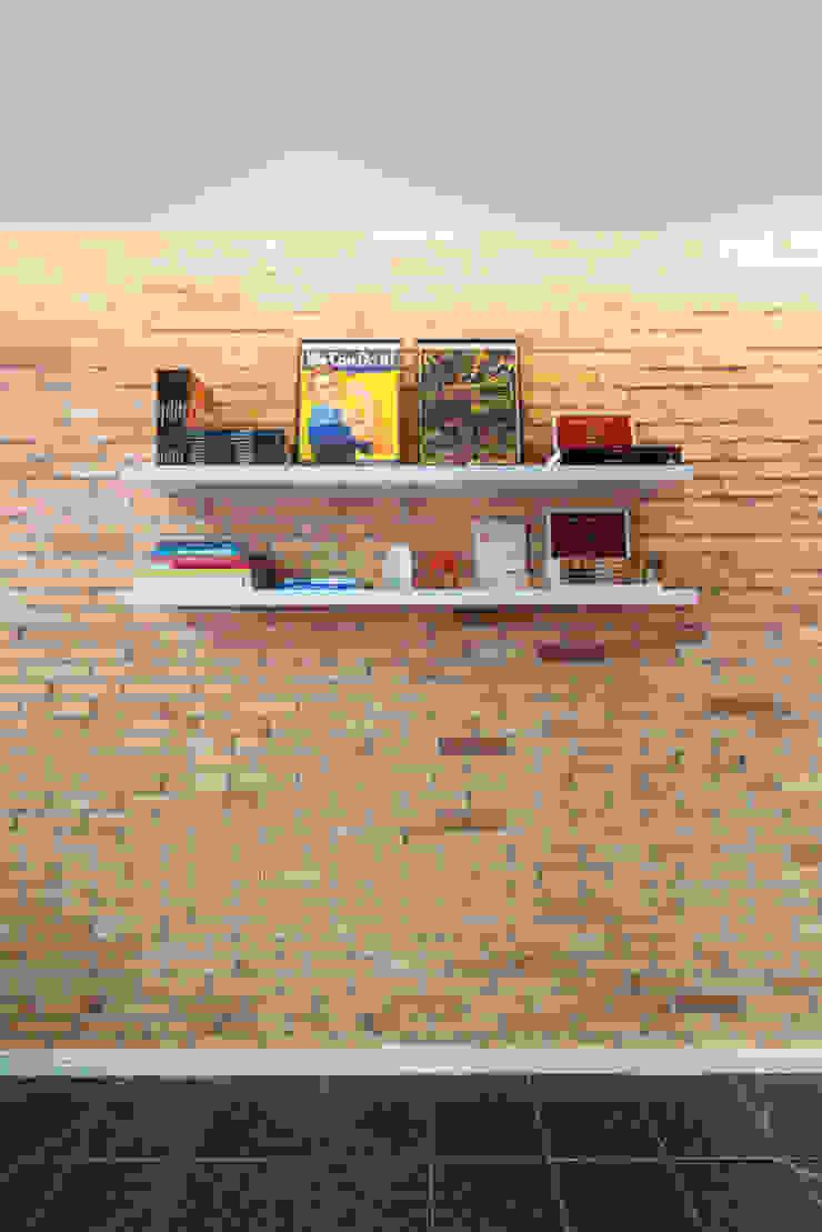 Escritório de Arquitetura Espaços comerciais modernos por DOM Arquitetura e Interiores Moderno
