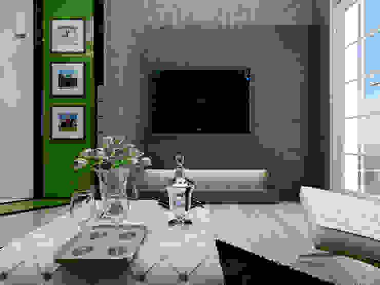 Concept (Living Room) - RU Modern Oturma Odası Abb Design Studio Modern