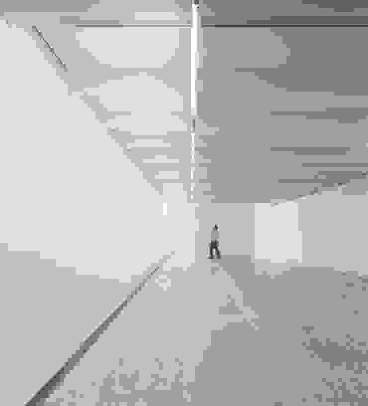 Centro Interpretativo do Tapete de Arraiolos Museus modernos por get a light Moderno