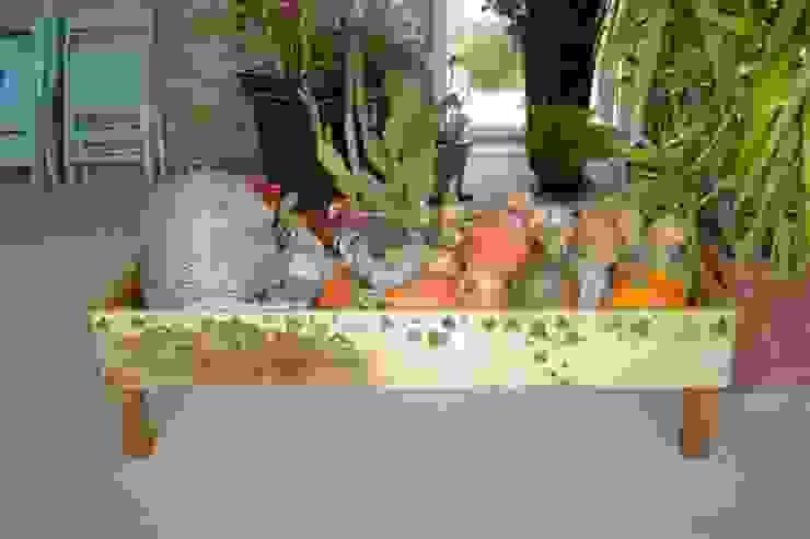 Projet Dordogne Jardin d'hiver rural par Agence Inside DECO Rural