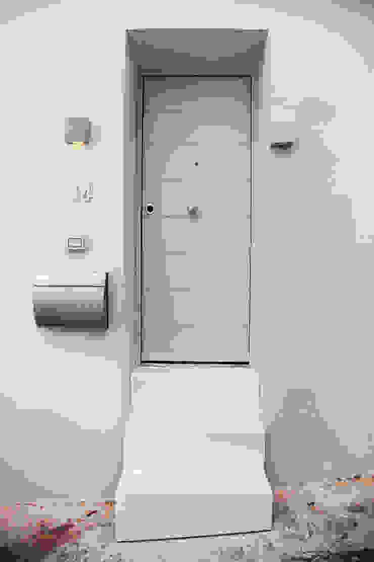 Ossigeno Architettura Casas de estilo mediterráneo
