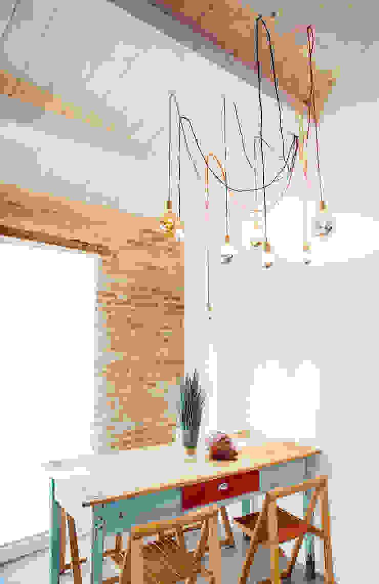 Ossigeno Architettura Mediterranean style dining room