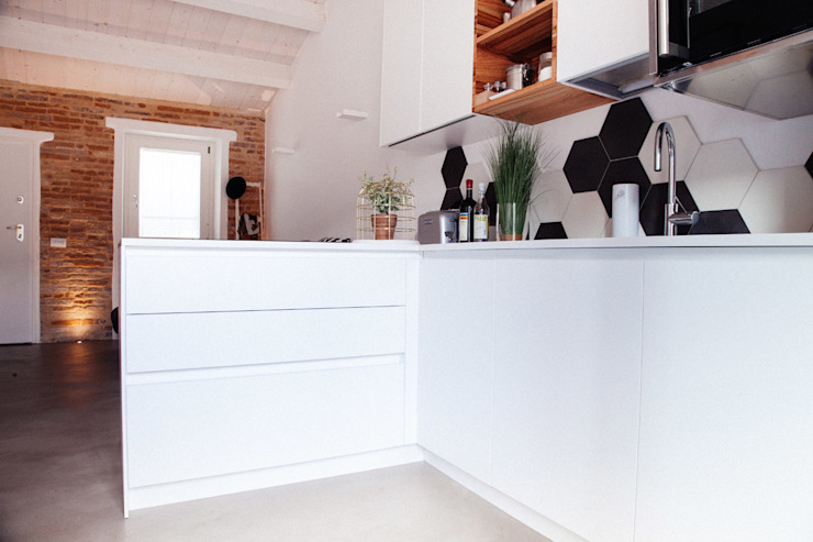Ossigeno Architettura Kitchen