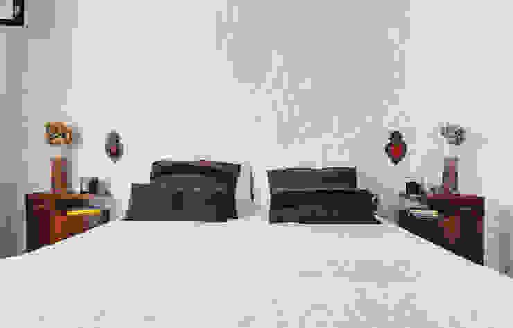Dormitorios de estilo mediterráneo de Ossigeno Architettura Mediterráneo