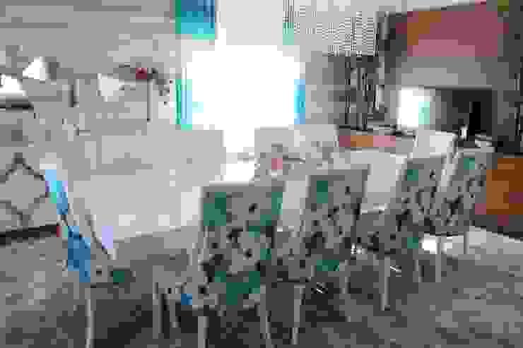 Andreia Louraço - Designer de Interiores (Email: andreialouraco@gmail.com) Їдальня Інженерне дерево Бежевий