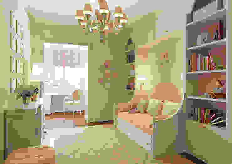 Klasik Çocuk Odası MARION STUDIO Klasik