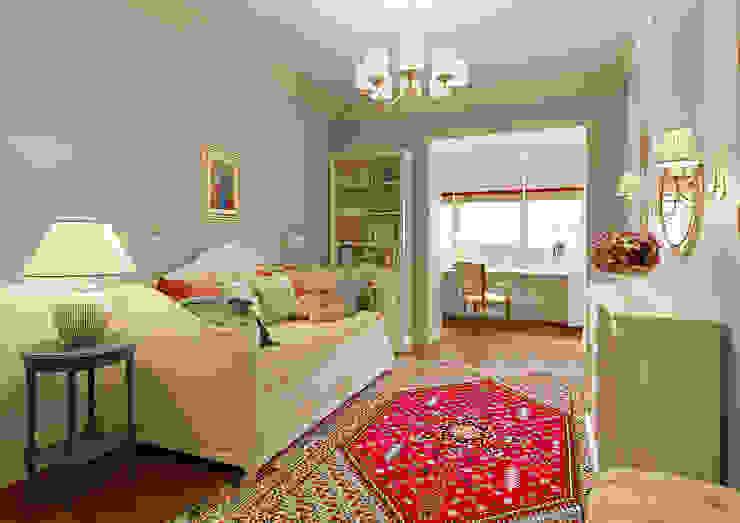 Квартира на Весковском переулке Детская комнатa в классическом стиле от MARION STUDIO Классический