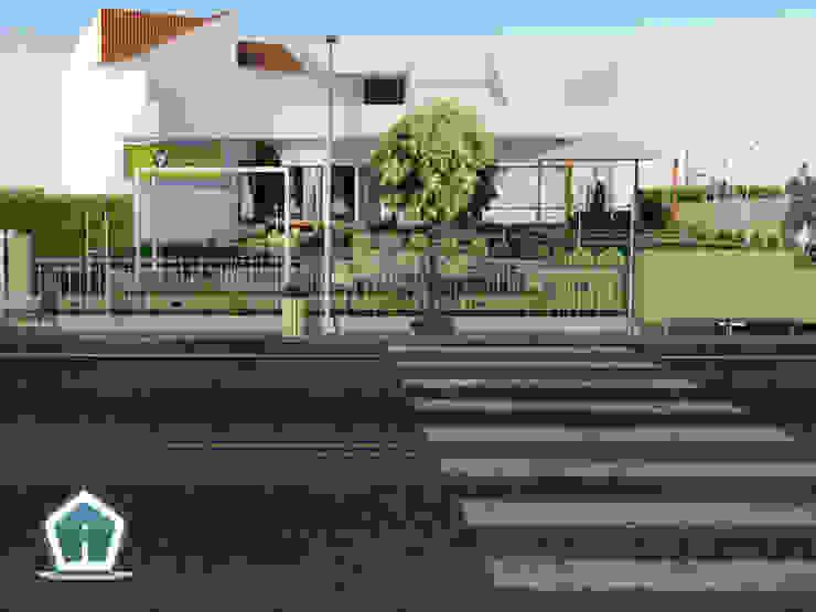 3d Casa Design Rumah Modern
