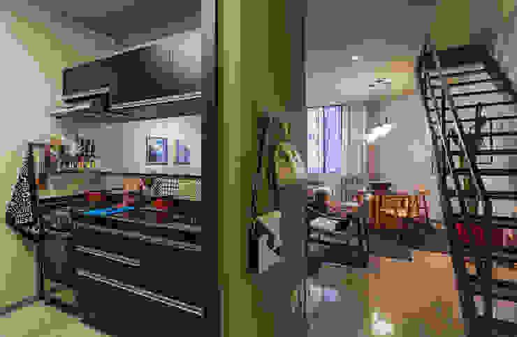 Loft M Cozinhas modernas por Dubal Arquitetura e Design Moderno