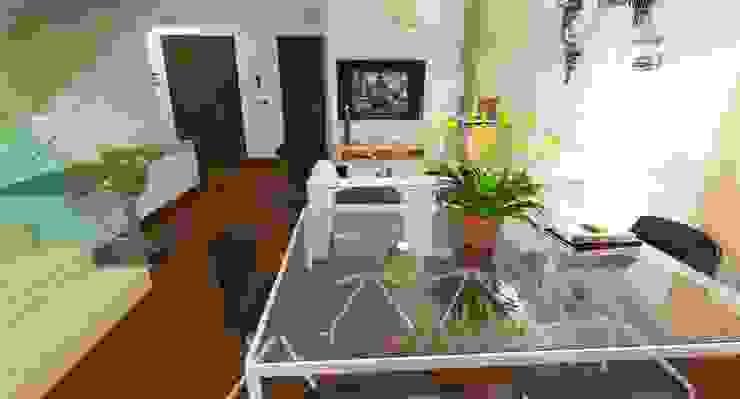 3d Casa Design Столовая комната в стиле модерн