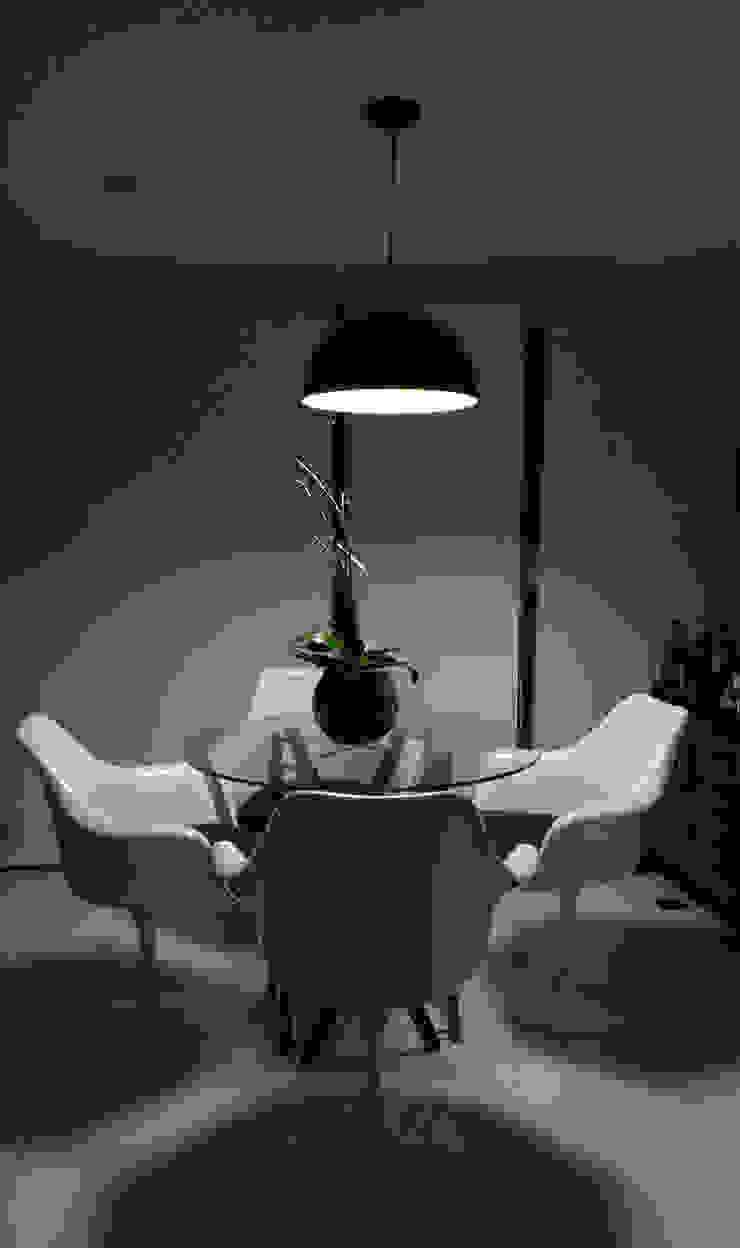 Phòng ăn phong cách hiện đại bởi PdP Arquitetura Hiện đại
